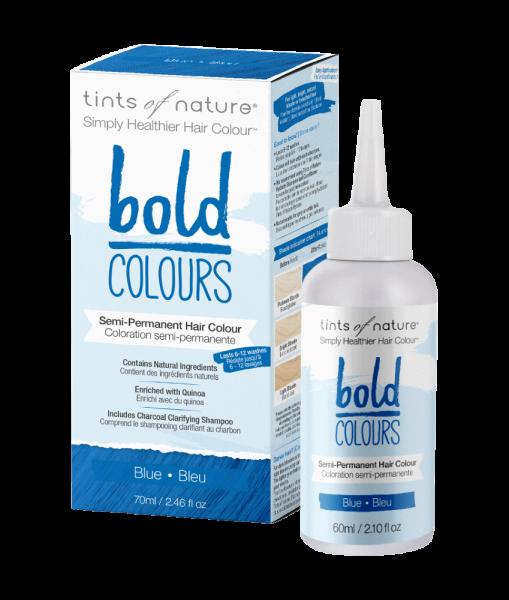 Bold Blue - Blau