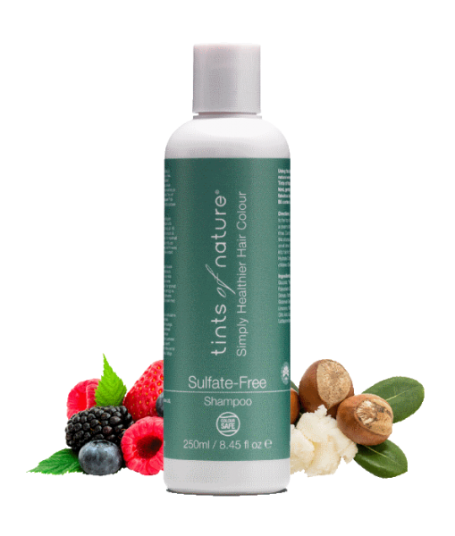 Sulfate Free Shampoo 250 ml