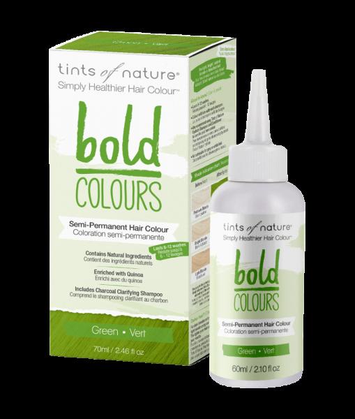 Bold Green - Grün