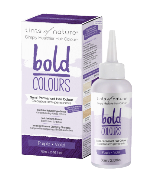 Bold Purple - Violett