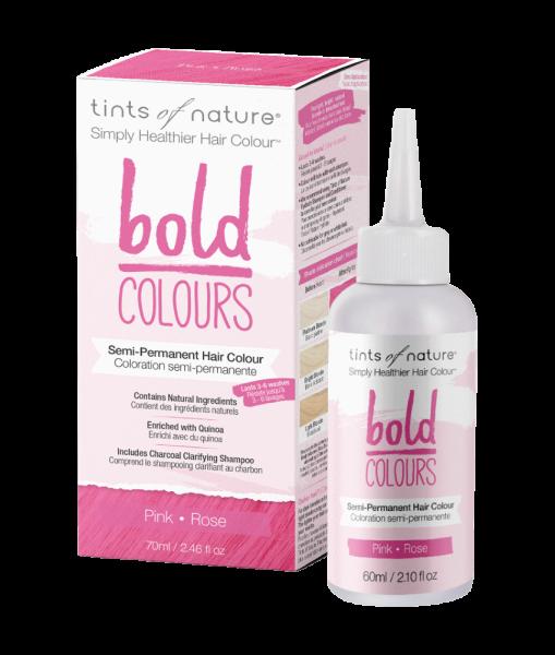 Bold Pink - Pink